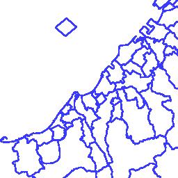 岩出市ハザードマップ